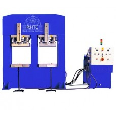 Гидравлический пресс с неподвижным столом RHTC FDM-100
