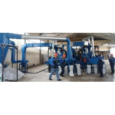 Линия по переработки шин РДК-Премиум Плюс (РДК - 650 плюс)