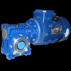 Червячный одноступенчатый мотор-редуктор NMRV