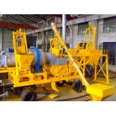 Мини-асфальтовый завод QLB-10