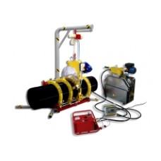 SP500 - комплектная машина для сварки напорных полимерных трубопроводов.