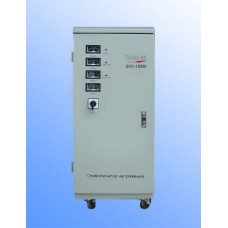 Трёхфазный стабилизатор напряжения Solby SVC-15000